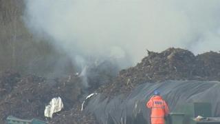 Fire at Beenham