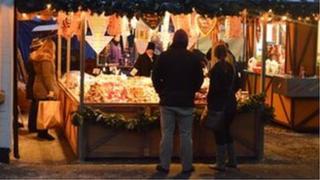 Lincoln Christmas Market