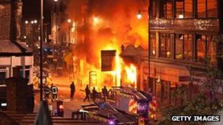 Tottenham riots of August 2011