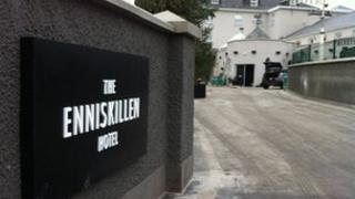 The Enniskillen Hotel replaces the Fort Lodge Hotel