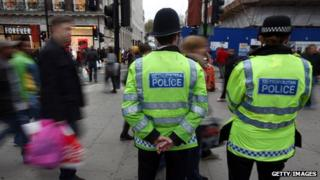 police in oxford street