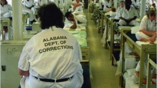 Tutwiler prison, Alabama