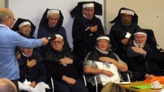 stroke patients at Princess Alexandra Hospital