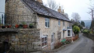 Glendower cottage in Nailsworth, Gloucestershire