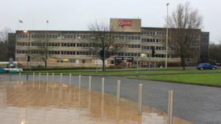 Telford and Wrekin Council civic offices
