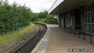 Burnley Central Station