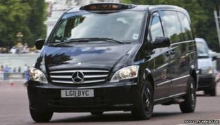Vito taxi