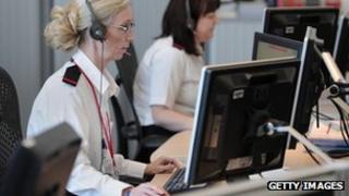 999 call handlers