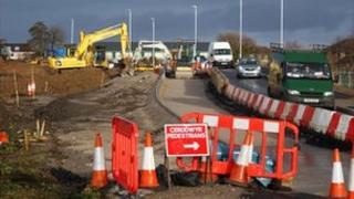 Western Gateway development, Wrexham