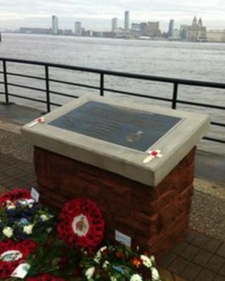 Cockleshell Heroes memorial