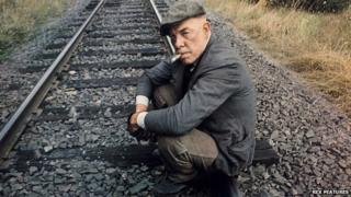 Lee Marvin in Emperor of the North