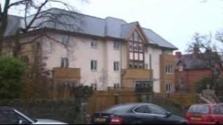 Merton Place care home in Colwyn Bay