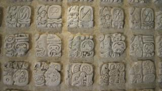 Selections from the Mayan calendar