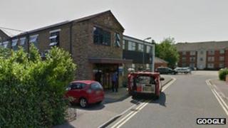 North Essex Partnership Trust HQ building in Chelmsford
