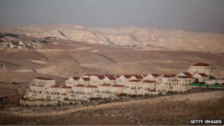 Maale Adumim settlement, West Bank (9 Dec)