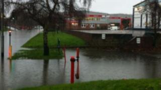 Hylton Road in Worcester