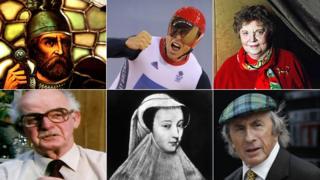 Famous Scots