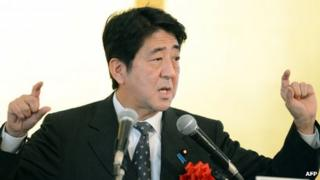 Shinzo Abe (November 2012)