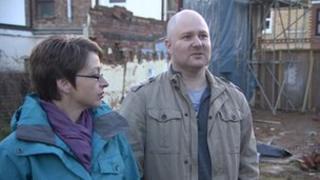Richard and Sarah Drinkwater