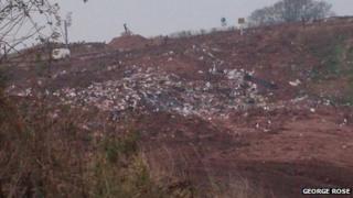 Dorket Head landfill
