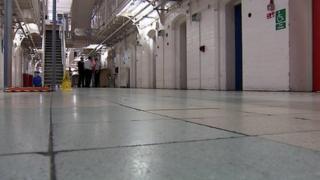 Inside Barlinnie Prison