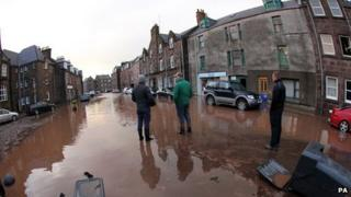 Stonehaven High Street