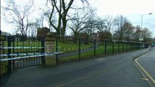 Park in Bolton