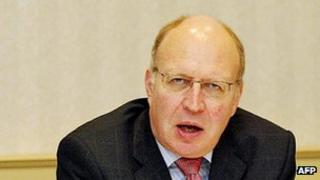 Andrew Duff MEP - file pic