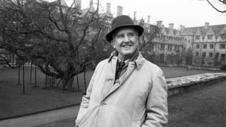 Professor J.R.R. Tolkien at Oxford