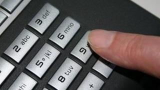 999 caller