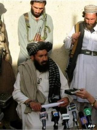 Mullah Nazir in 2007