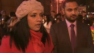 Reena Combo and Upinder Randhawa