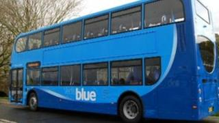 New Southern Vectis school bus