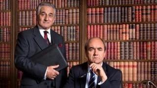 The new series of Yes, Prime Minister, starring David Haig and Henry Goodman