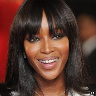 Naomi Campbell (file image)