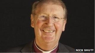 Bishop Langrish (Pic Nick Shutt)