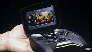 Project Shield gaming console