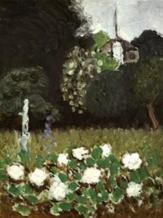 Le Jardin by Matisse