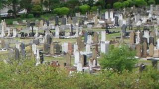 Glencrutchery Road Cemetery