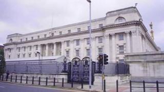 High Court Belfast