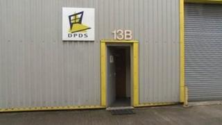 DPDS Leaflet Distribution Ltd offices