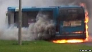 Milton Keynes bus