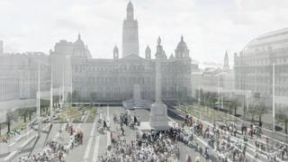 George Square - entry 2