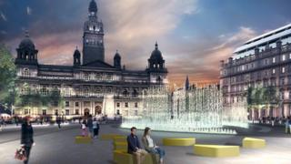 George Square - entry 6