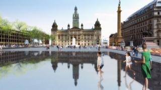 George Square - entry 1