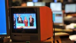 TV coverage of the 2011 English local elections