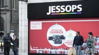 Jessops store