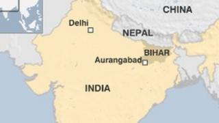 Aurangabad map