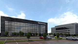 Novotel and ibis hotels