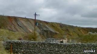 Broadmead Quarry